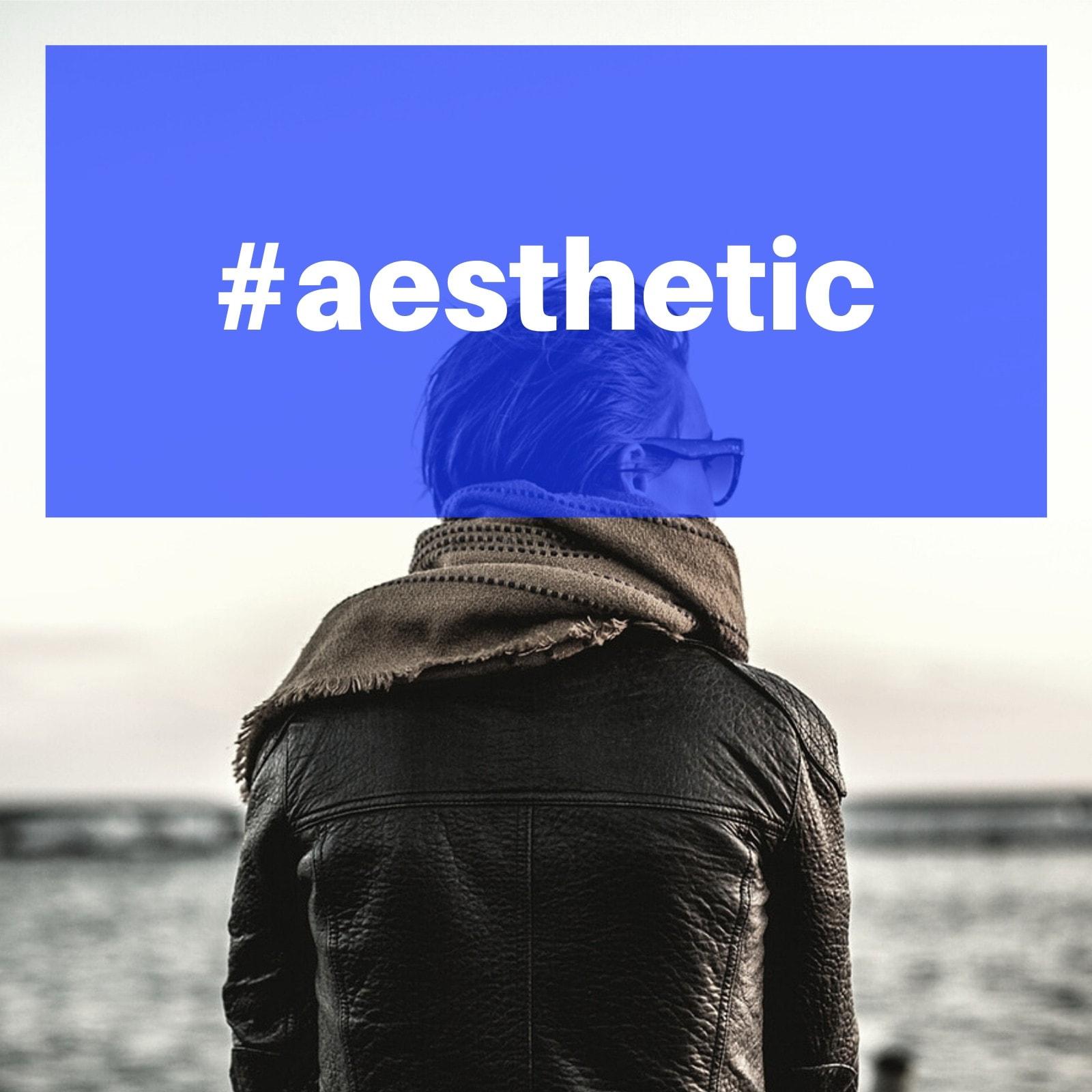 Basic Aesthetic iPhone Layout
