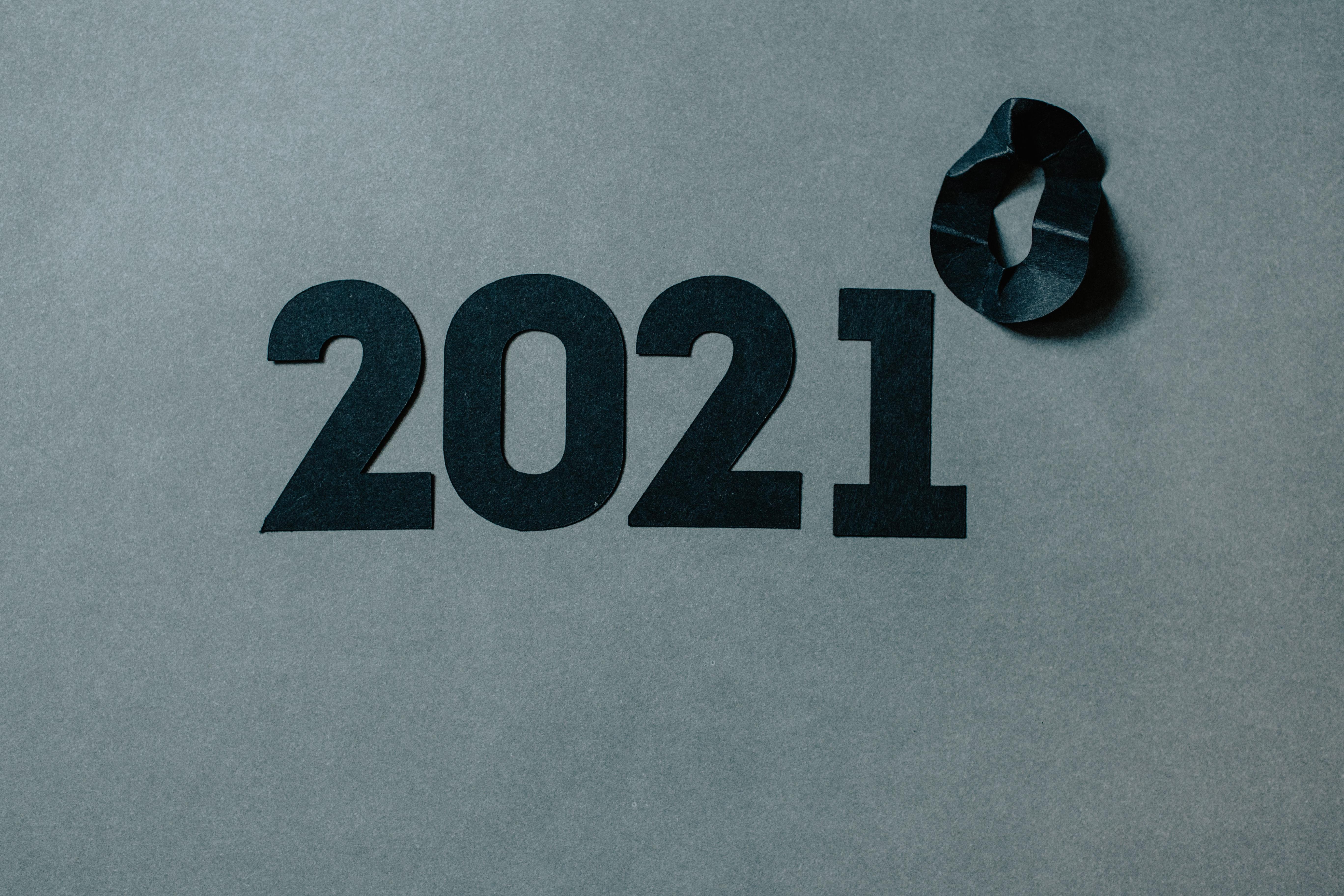 тренды дизайна 2021 баннер