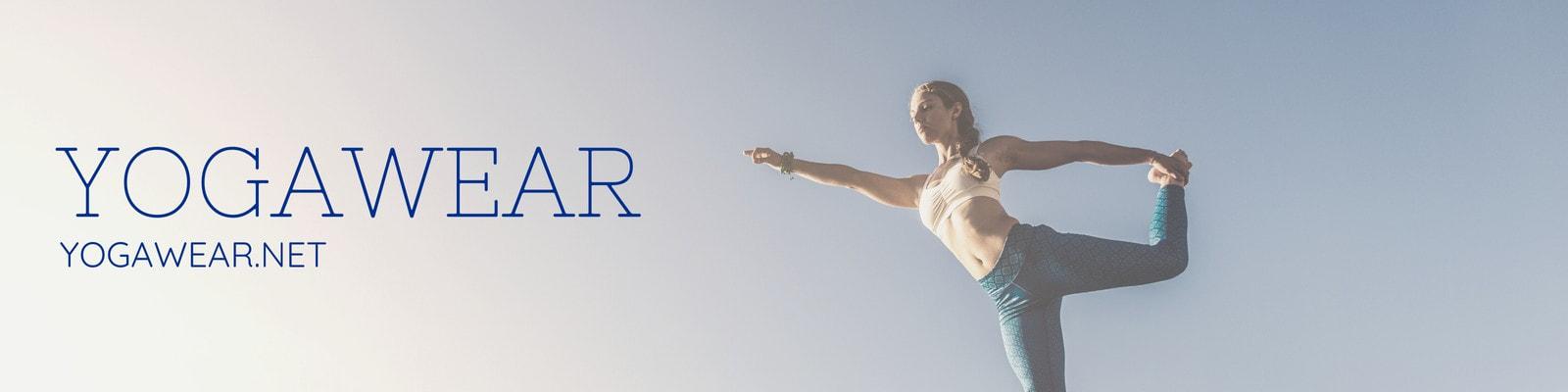 Yoga Activewear Etsy Banner