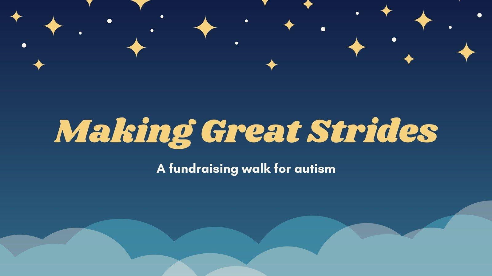 Bluegreen Autism Facebook Event Cover