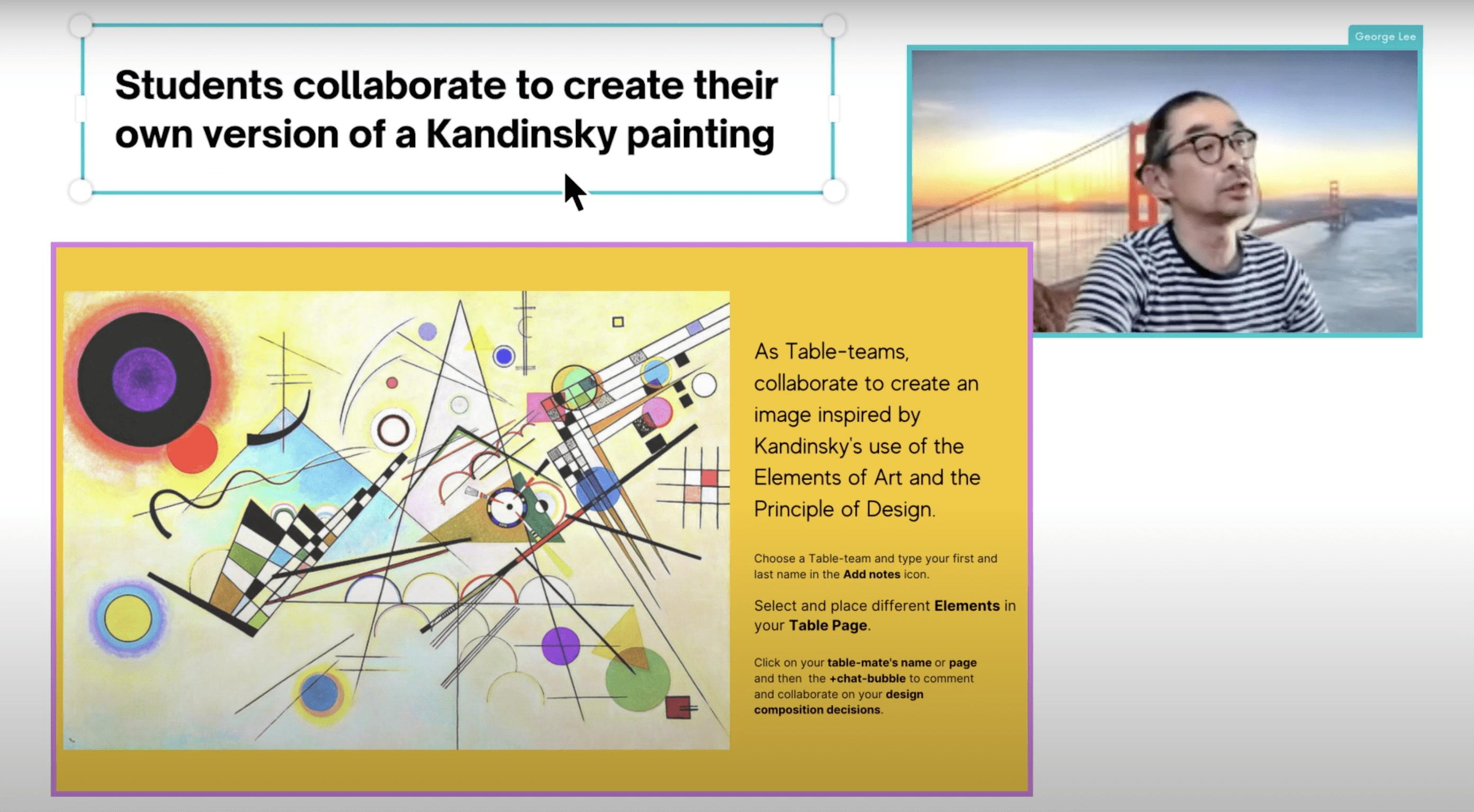 George Lee Kandinsky