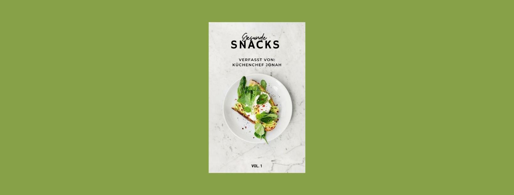 eBook Vorlage zum Thema Essen