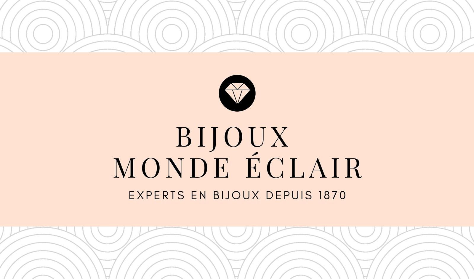 Amande Blanchie Cercle Bijoux Carte de visite
