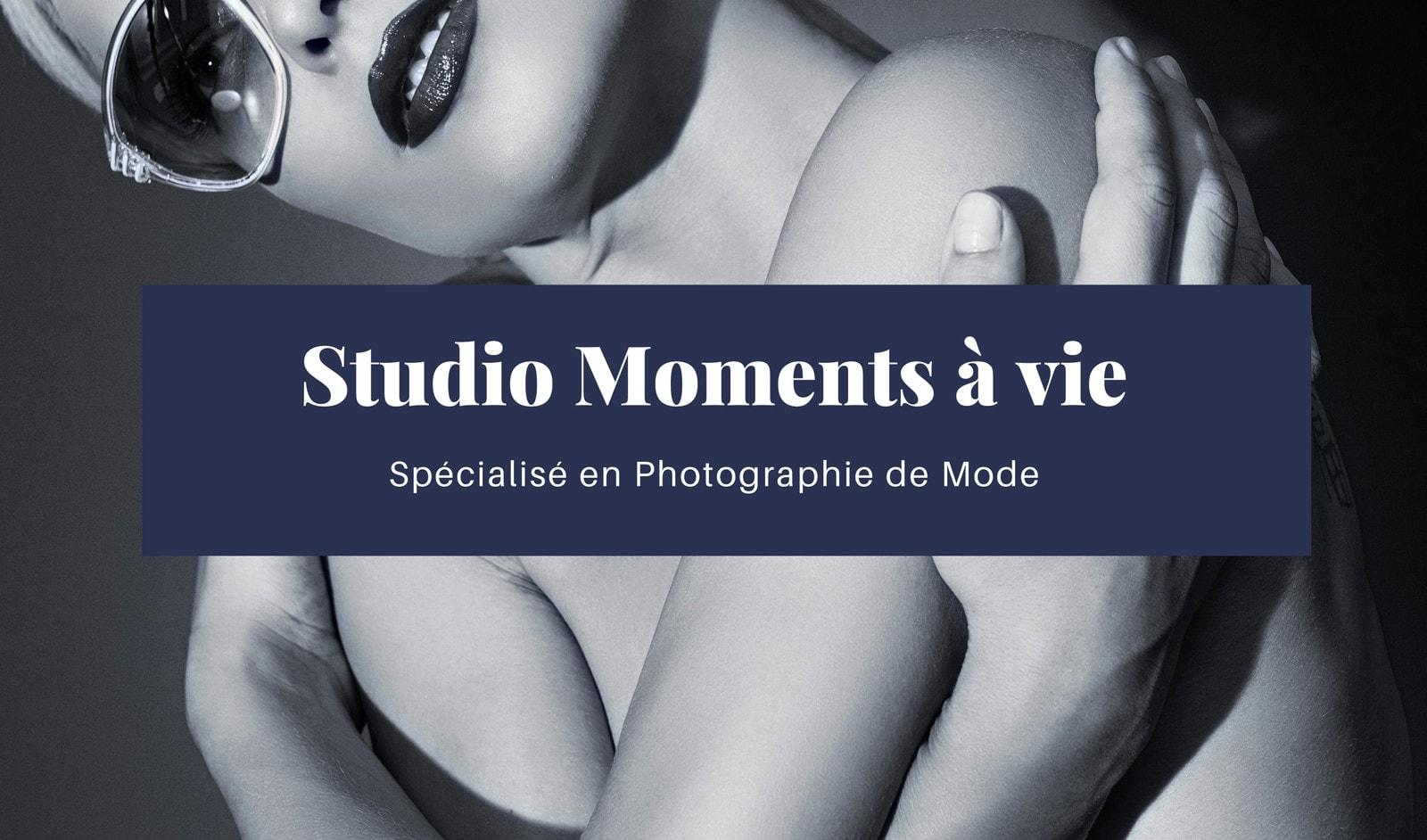 Mode Photographie Studio Carte de visite