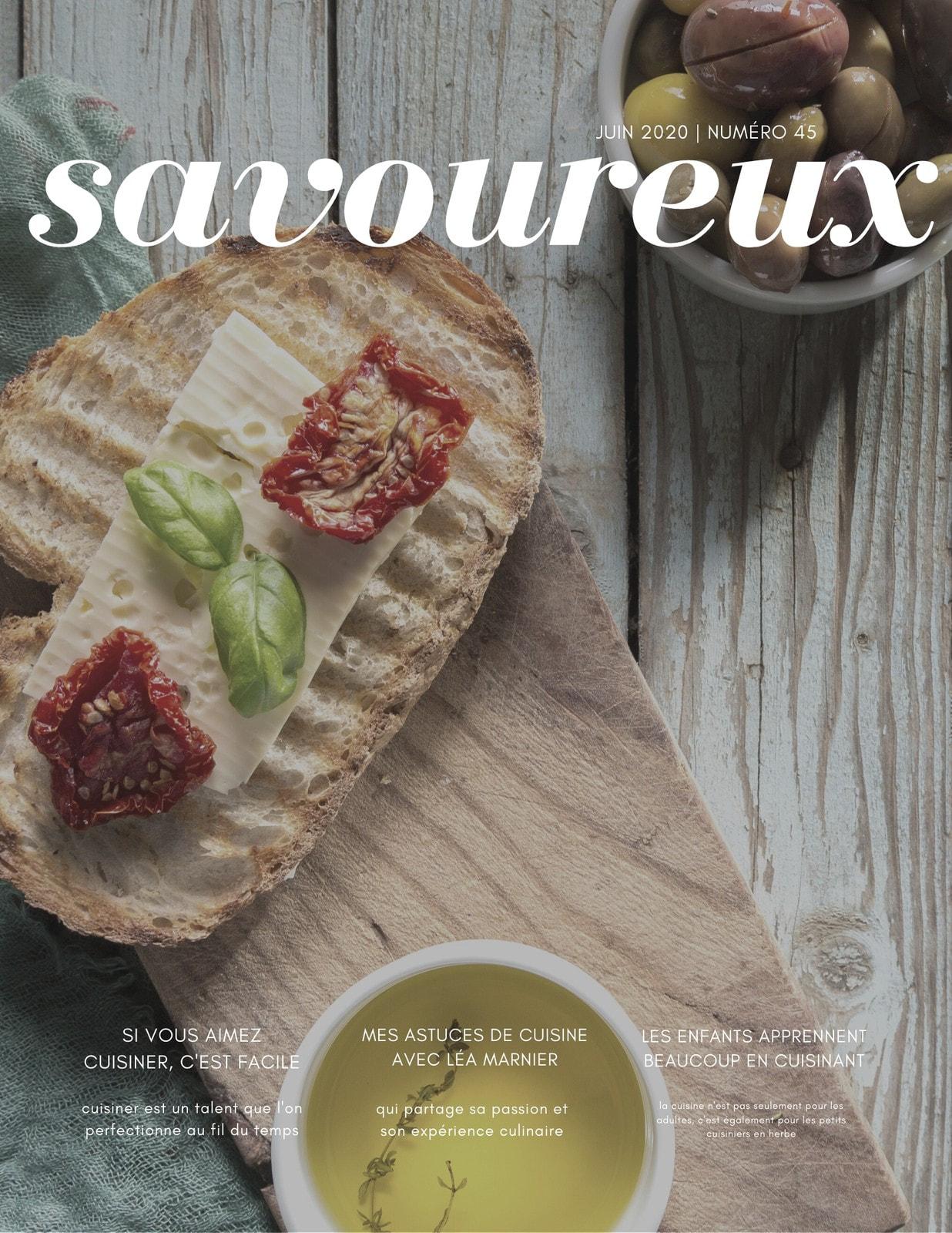 Blanc Légumes Alimentaire Magazine