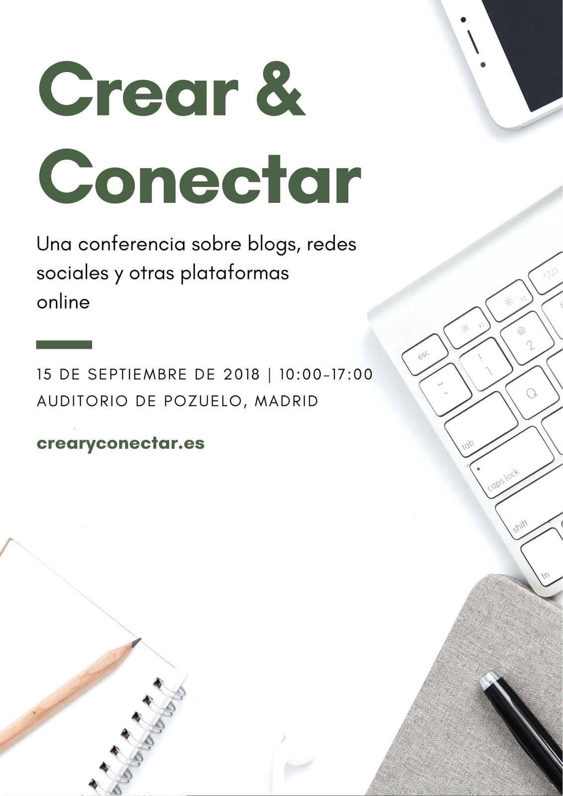 Blanco Verde Conferencia Programa
