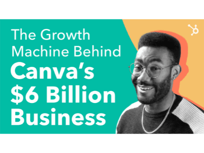 Hubspot Growth Machine Behind Canva