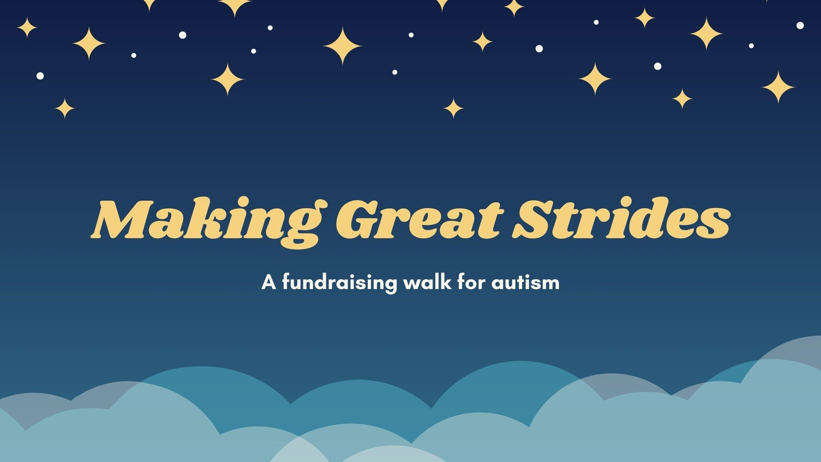 Bluegreen Autism Facebook Event Cover