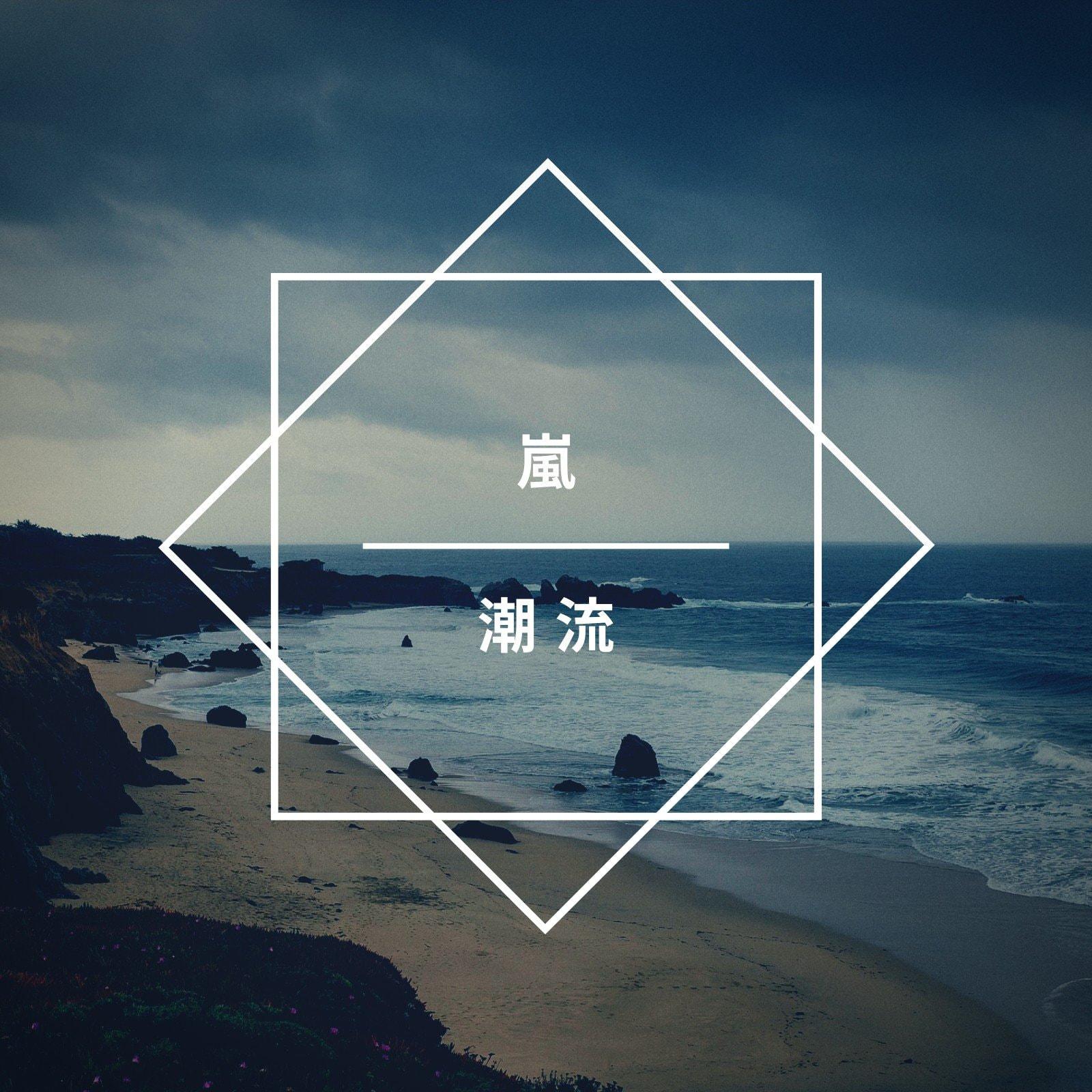 ストーム アルバム CDカバー