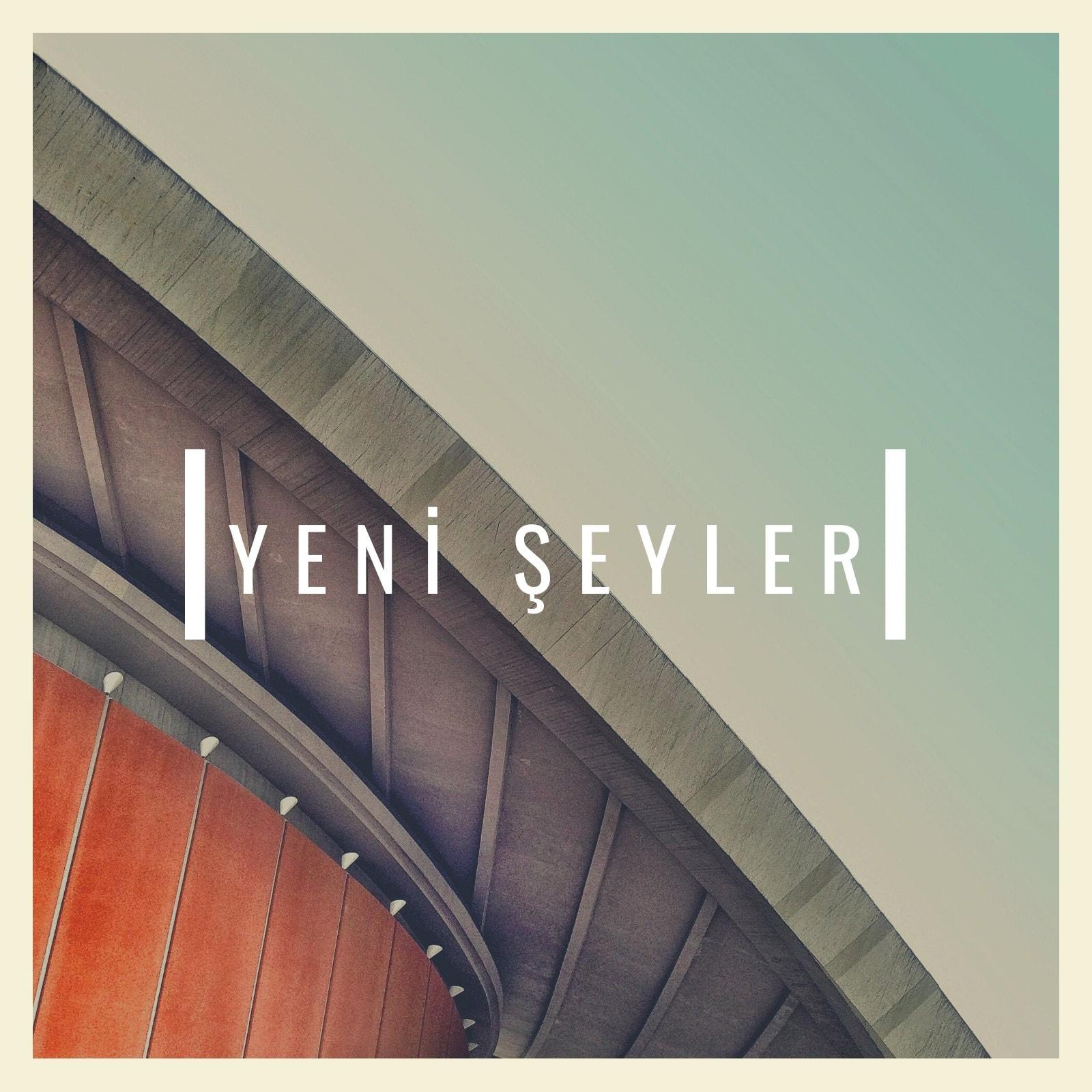 Soyut Mimarlık Albüm CD Kapağı