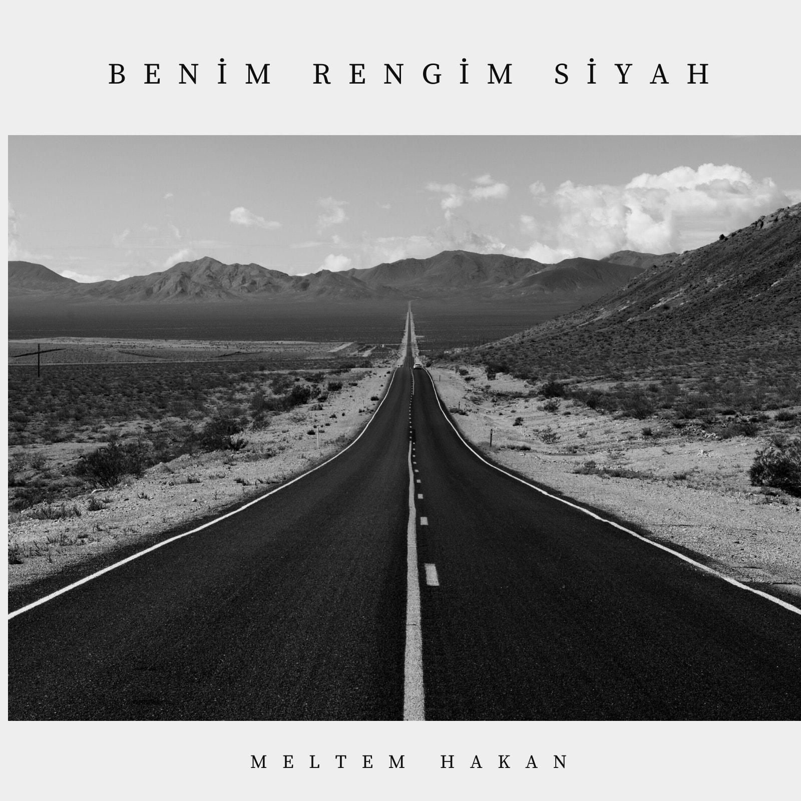 Siyah ve Beyaz Müzik Albüm Kapağı