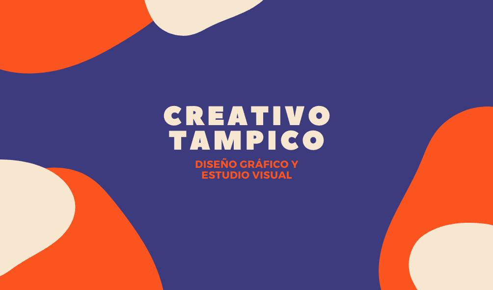 Tarjeta de presentación de diseño gráfico con formas coloridas