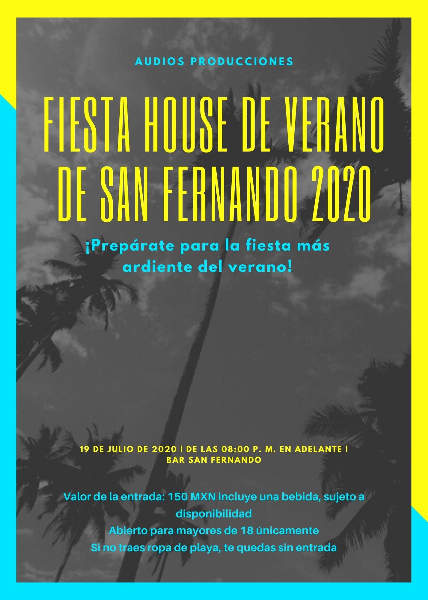 Playa Foto Verano House Concierto Volante