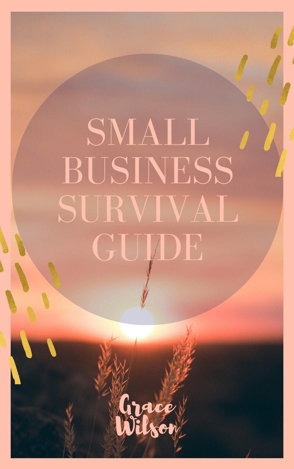 Navy Pink Social Marketer EBook