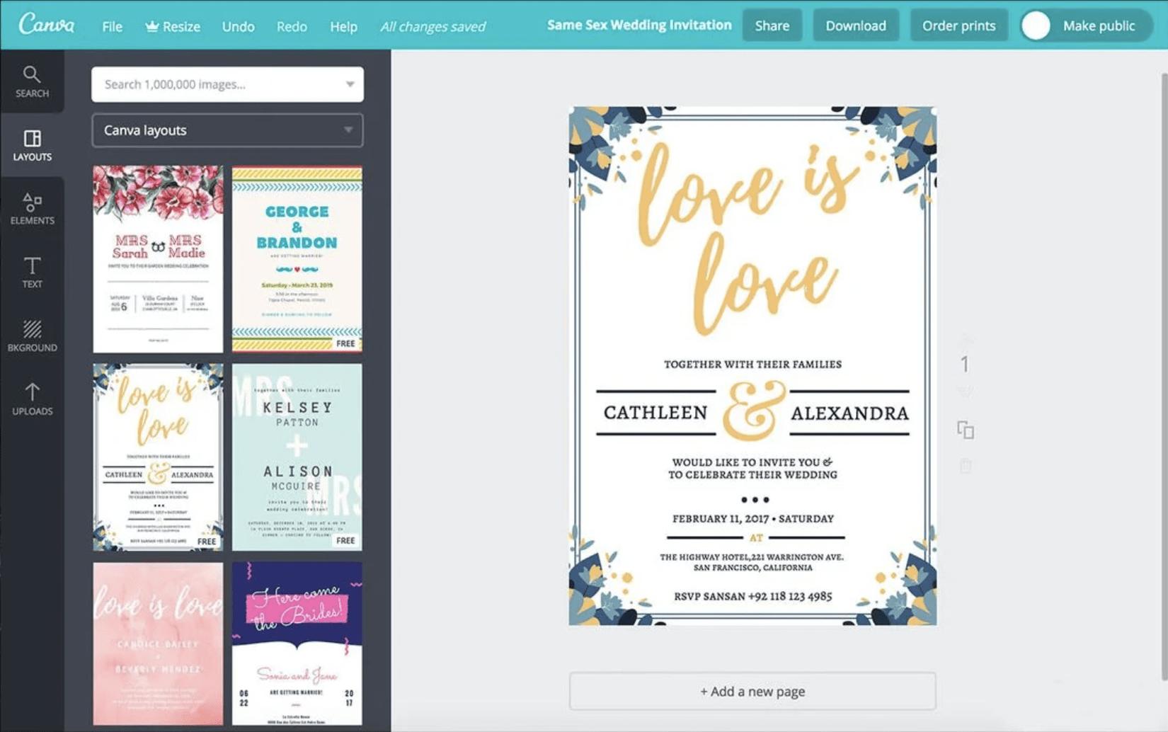 Same Sex Wedding Invitations Lead Image