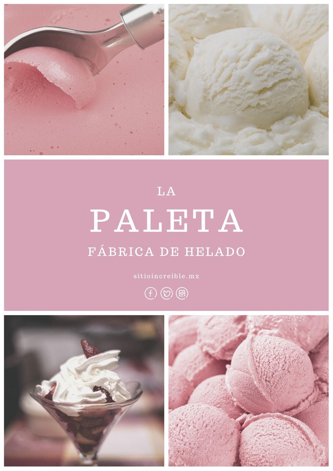 Cremas heladas La Gran Bola