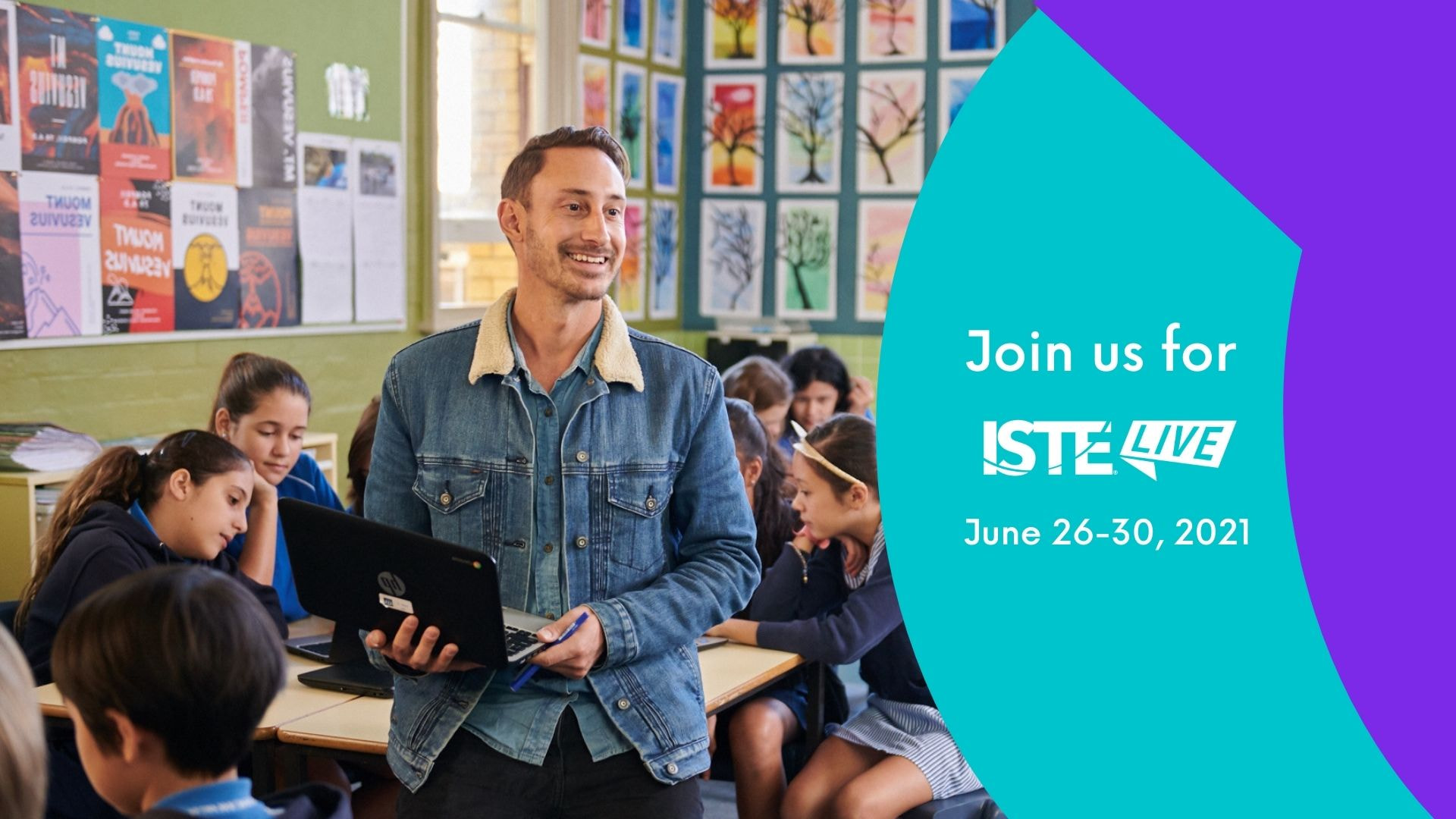 ISTE Blog Post Cover Image