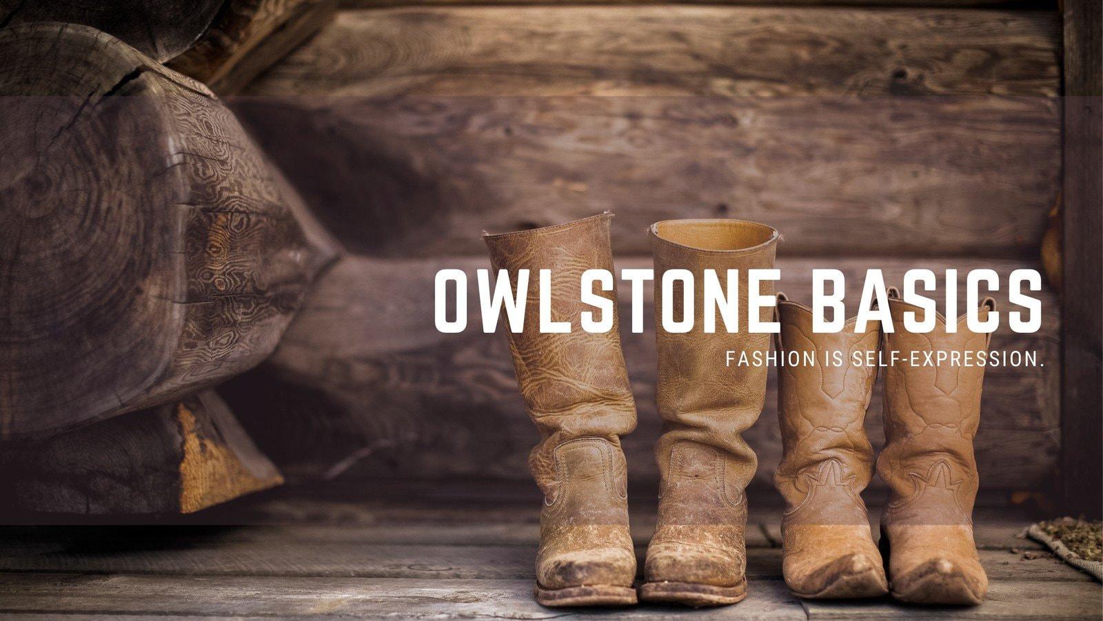 Brown Photo Fashion Facebook Cover