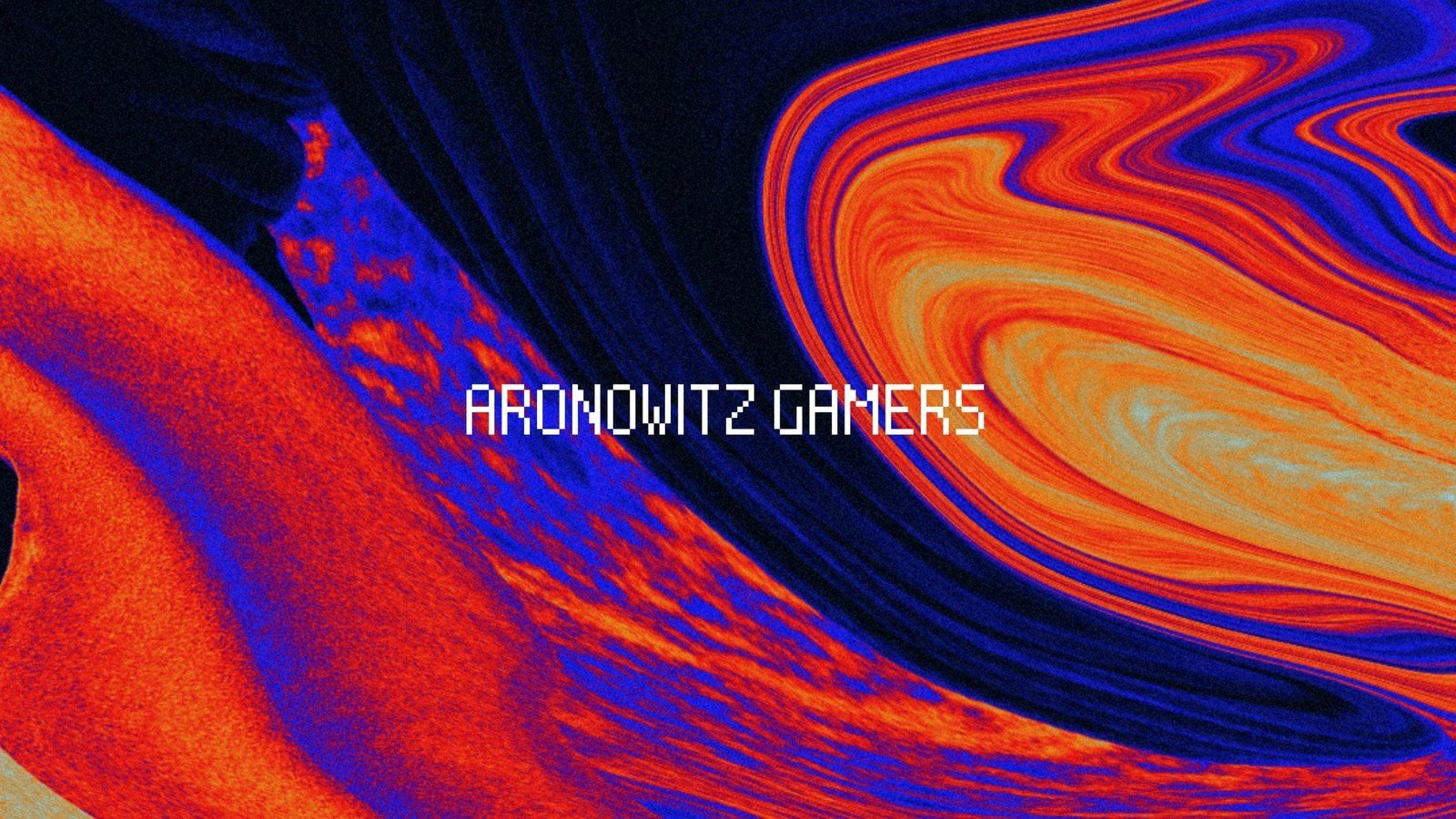 Colorful Neon Marble Gaming YouTube Channel Art