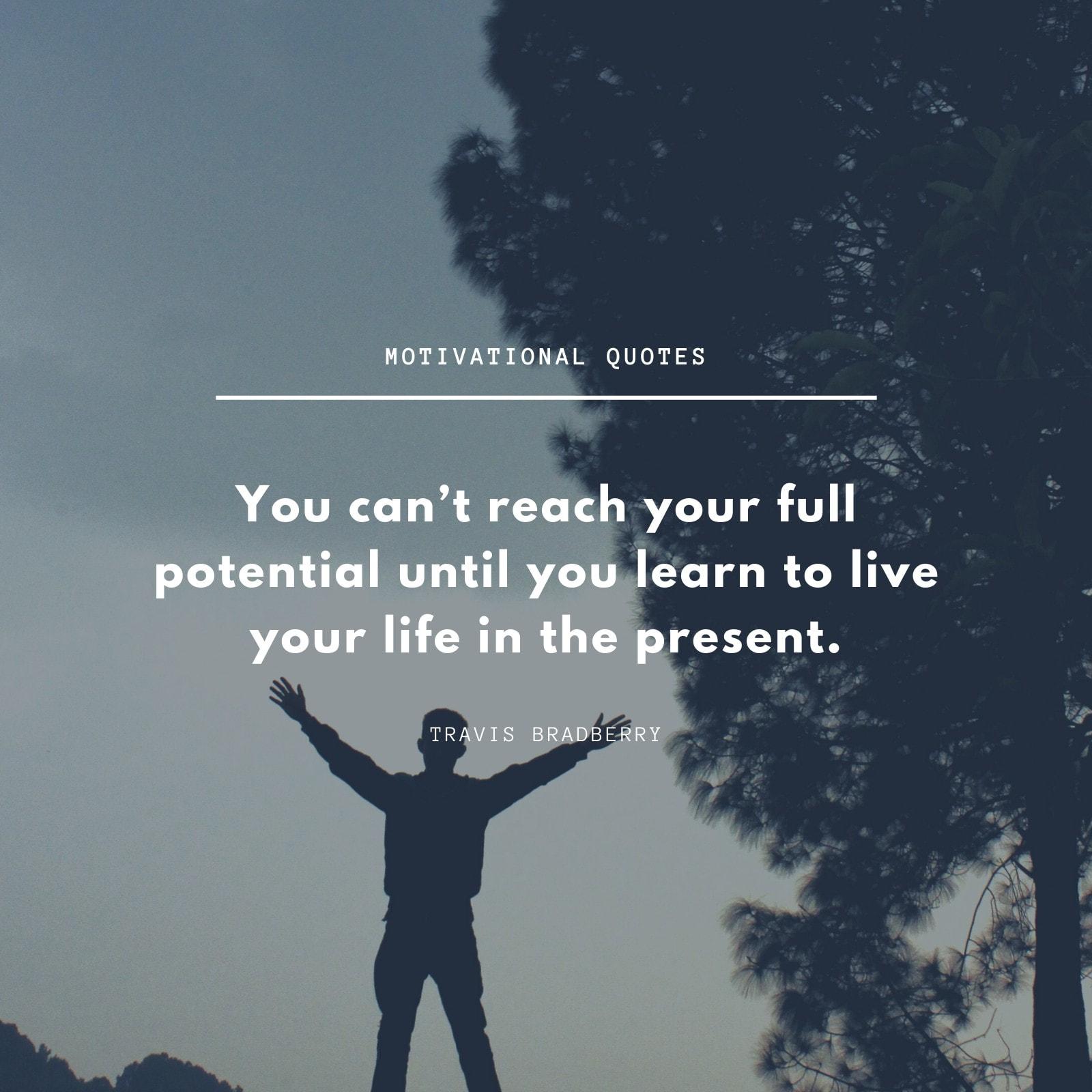 Man Success blue Filter Motivational Quote