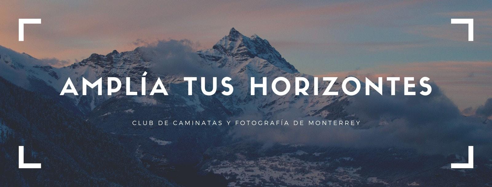 Portada de Facebook de estudio de fotografía de montaña