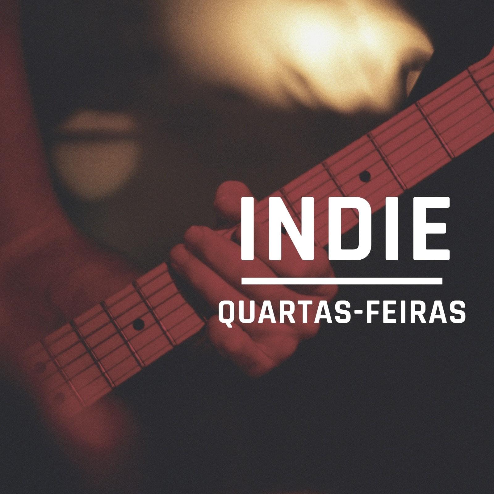Indie Rock Capa de CD