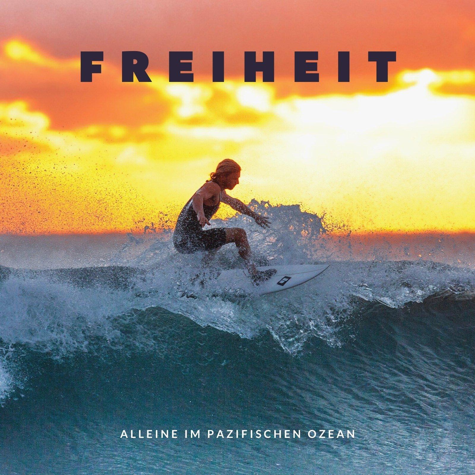 Strand Akustisch Musik Album Cover