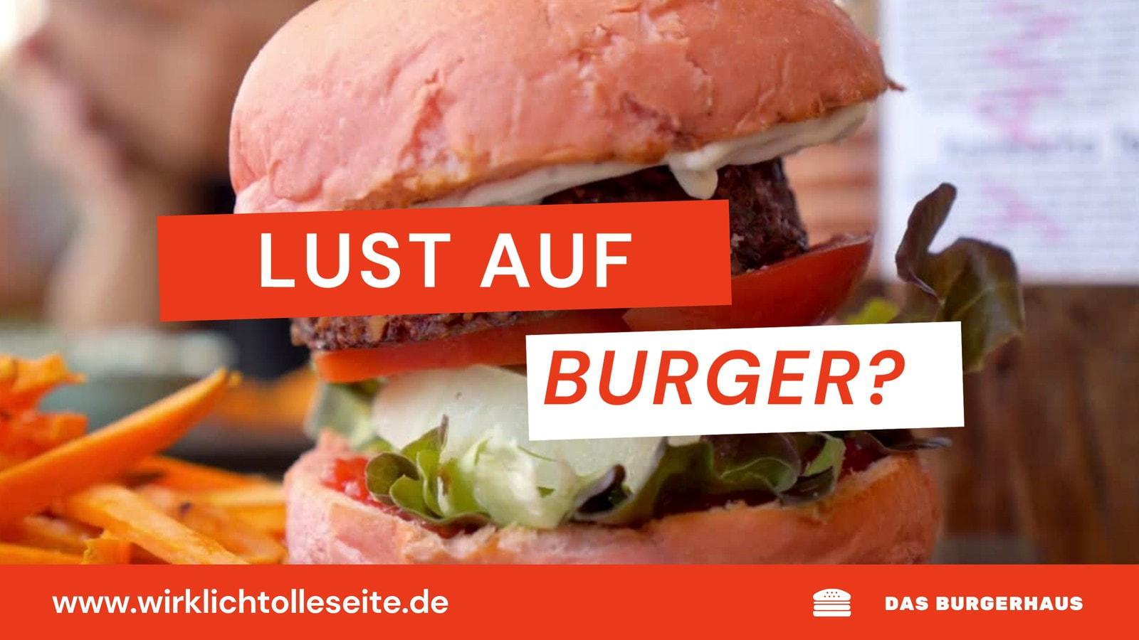 Rot und Weiß Burger Essen Geschäft/Restaurant 16:9 Video