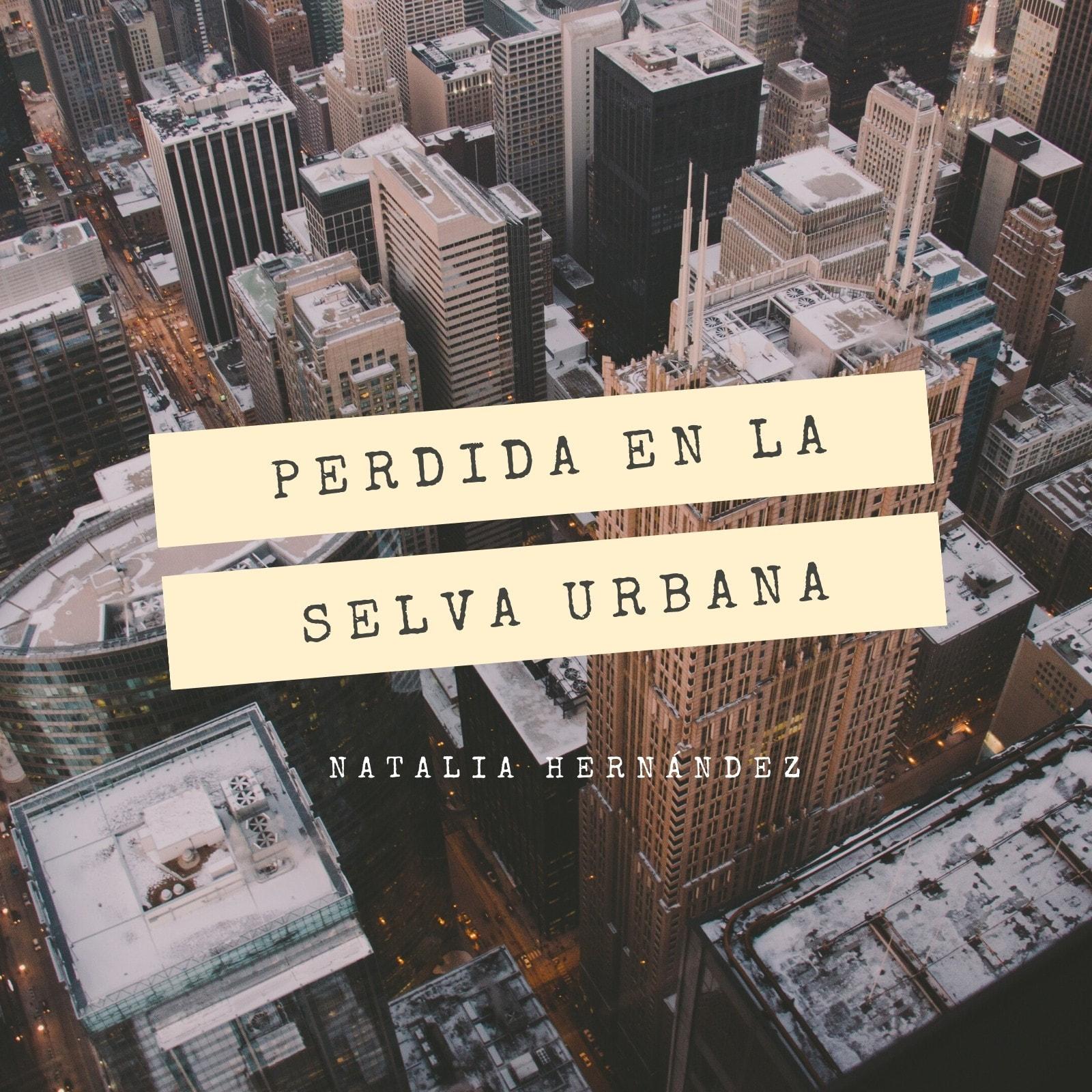 Moderno Ciudad Portada de Álbum