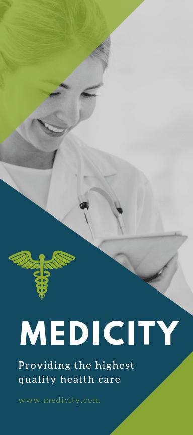 Листовки и медицина