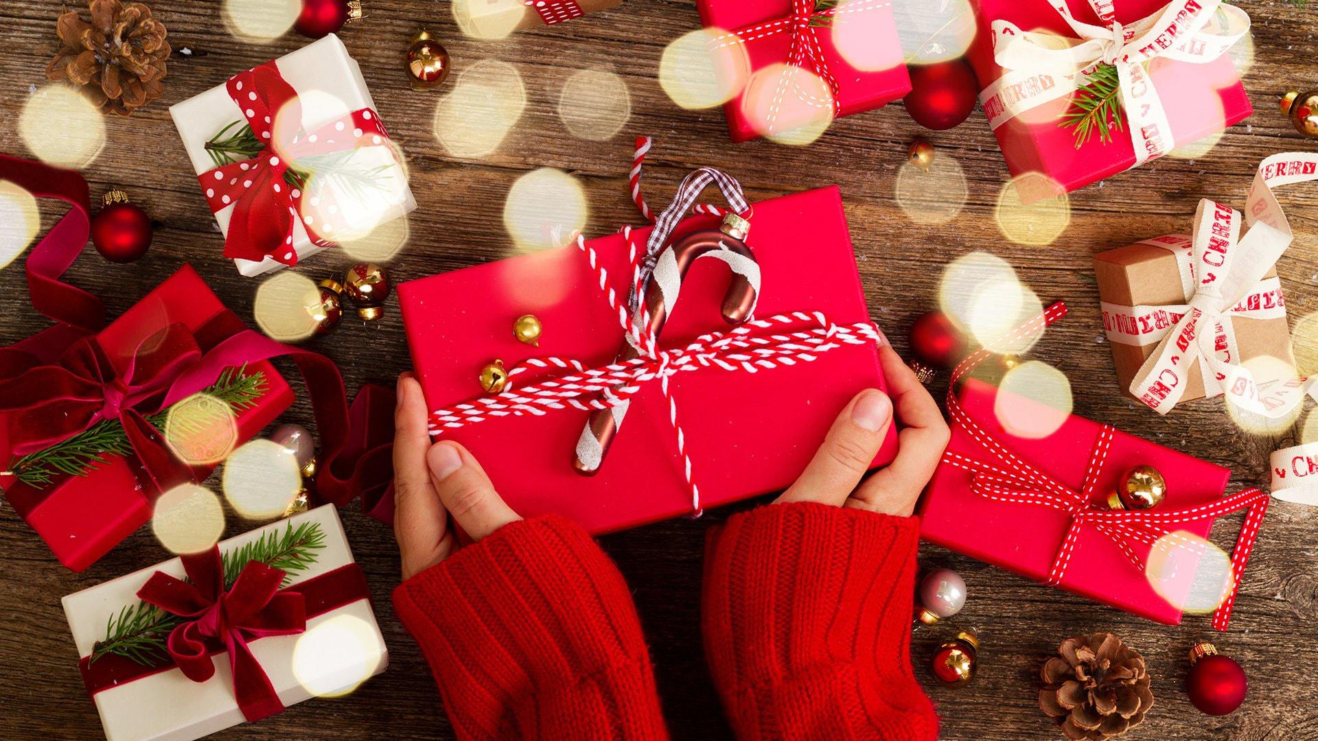 christmas marketing gift giving