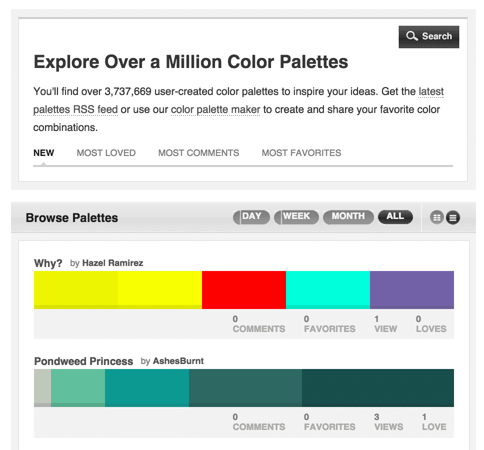 how to choose color combinations