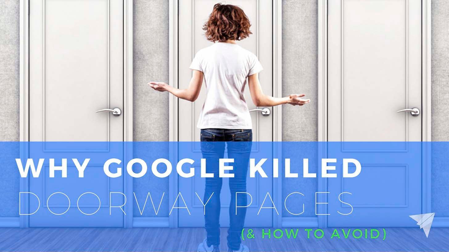 Julia McCoy blog post header Google