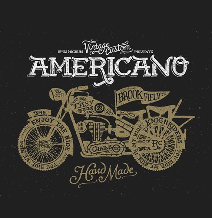 42_Americano_Font