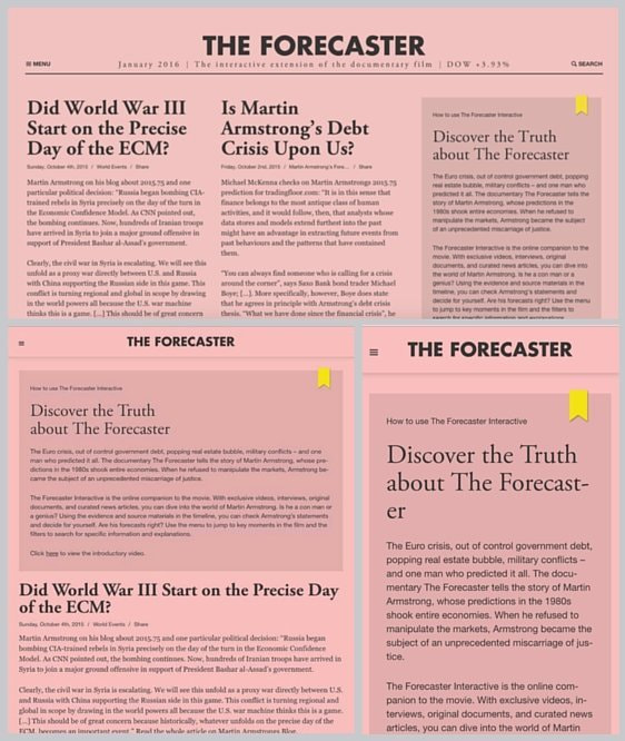 07. The Forecaster