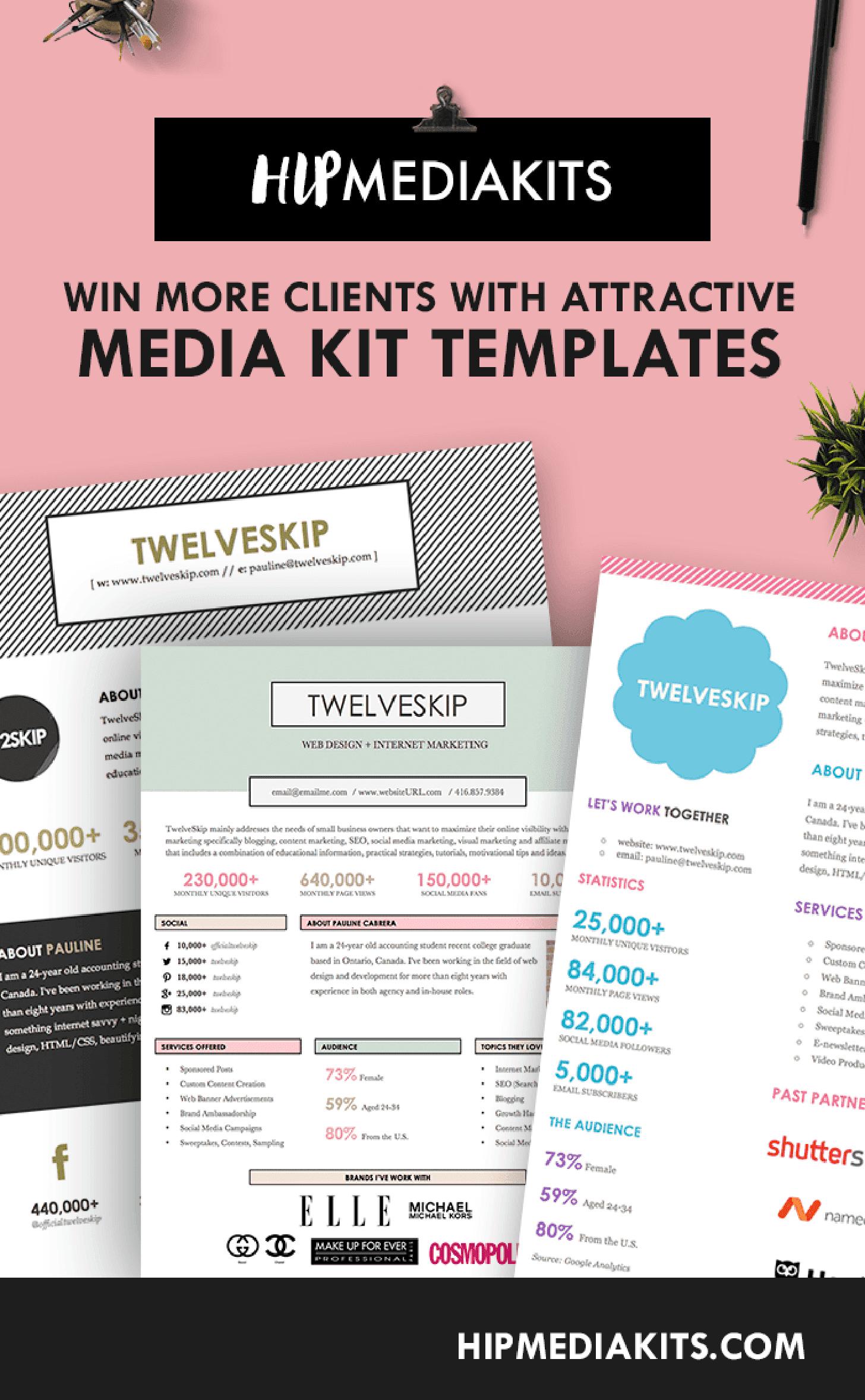 TwelveSkip Media Kit