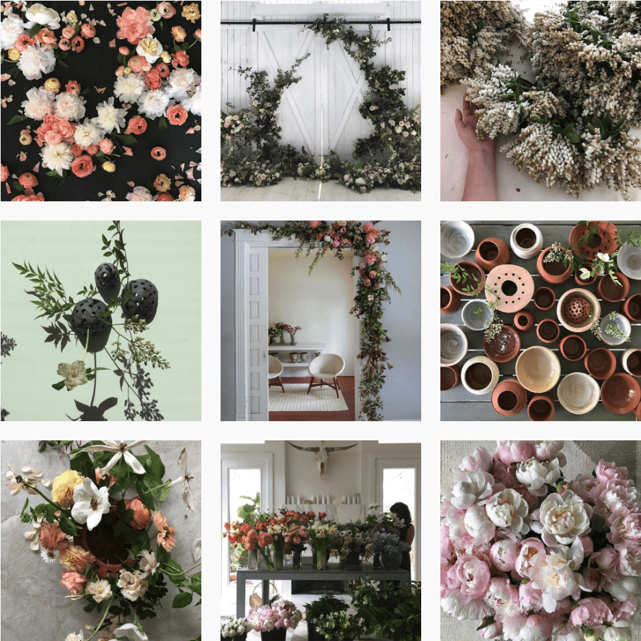 Bows + Arrows Instagram