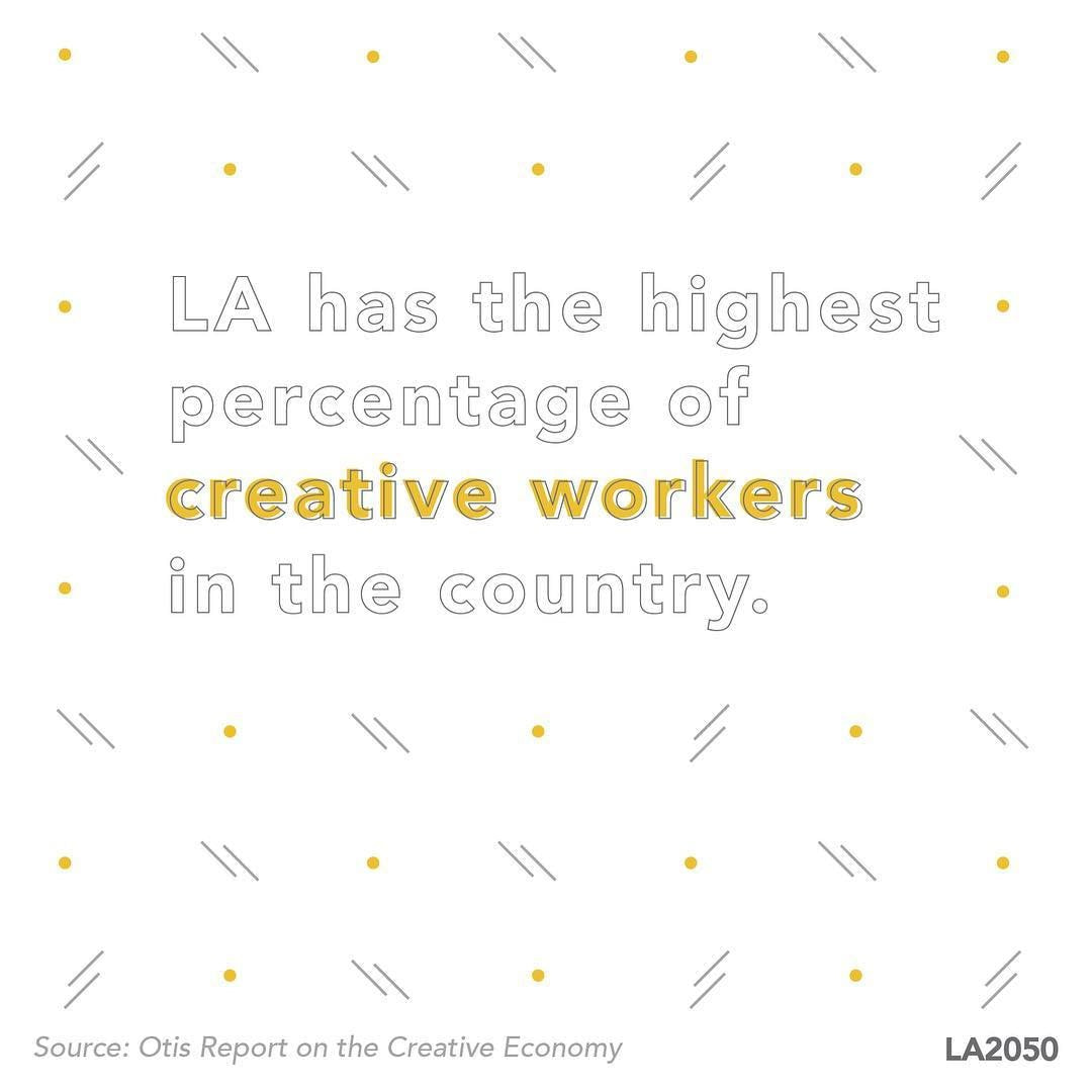 IG post shared by LA2050
