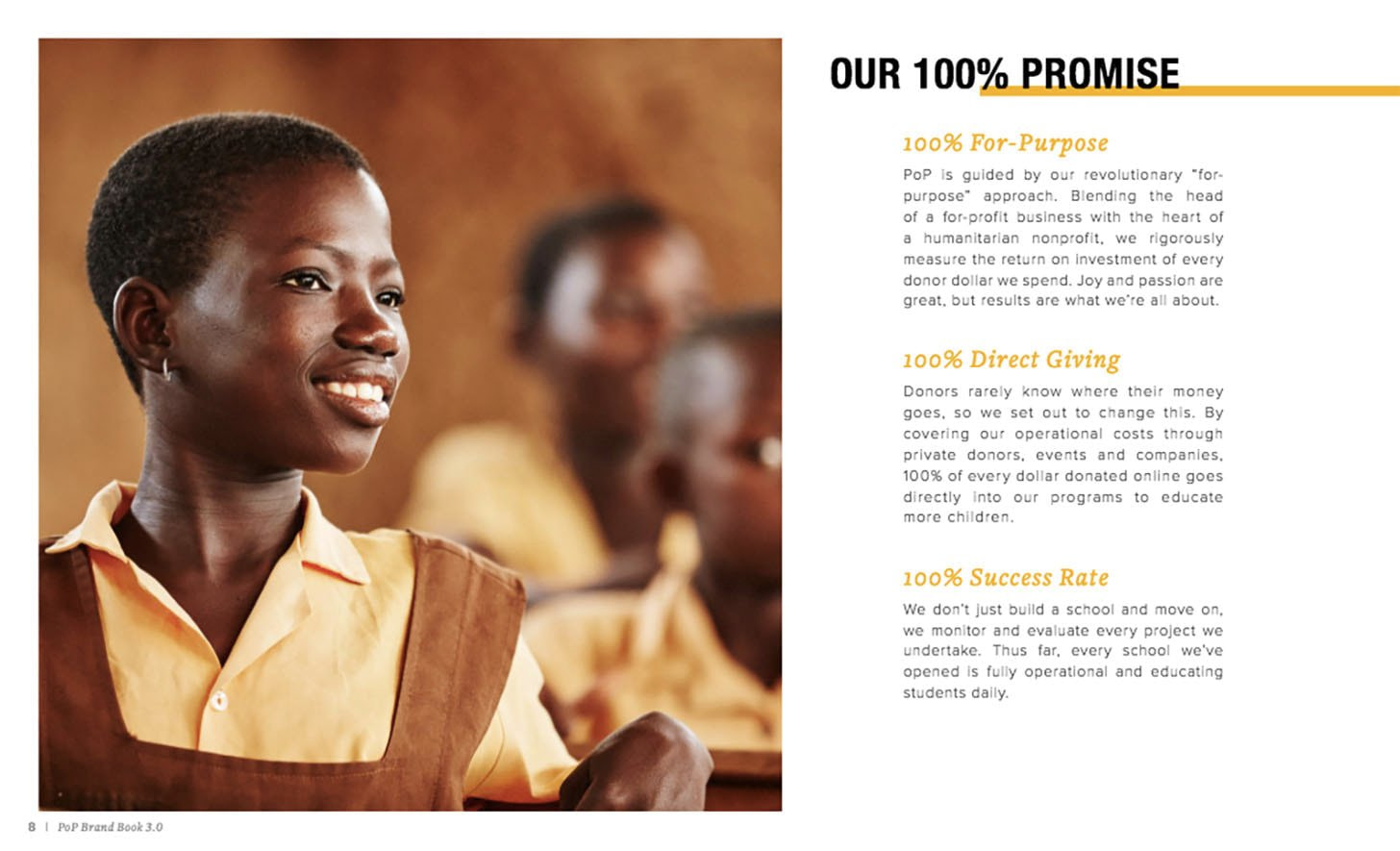 Pencils of Promise Brand Book