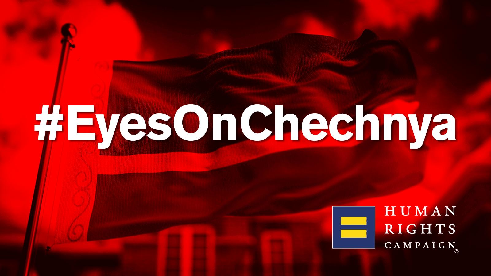 Eyes on Chechnya