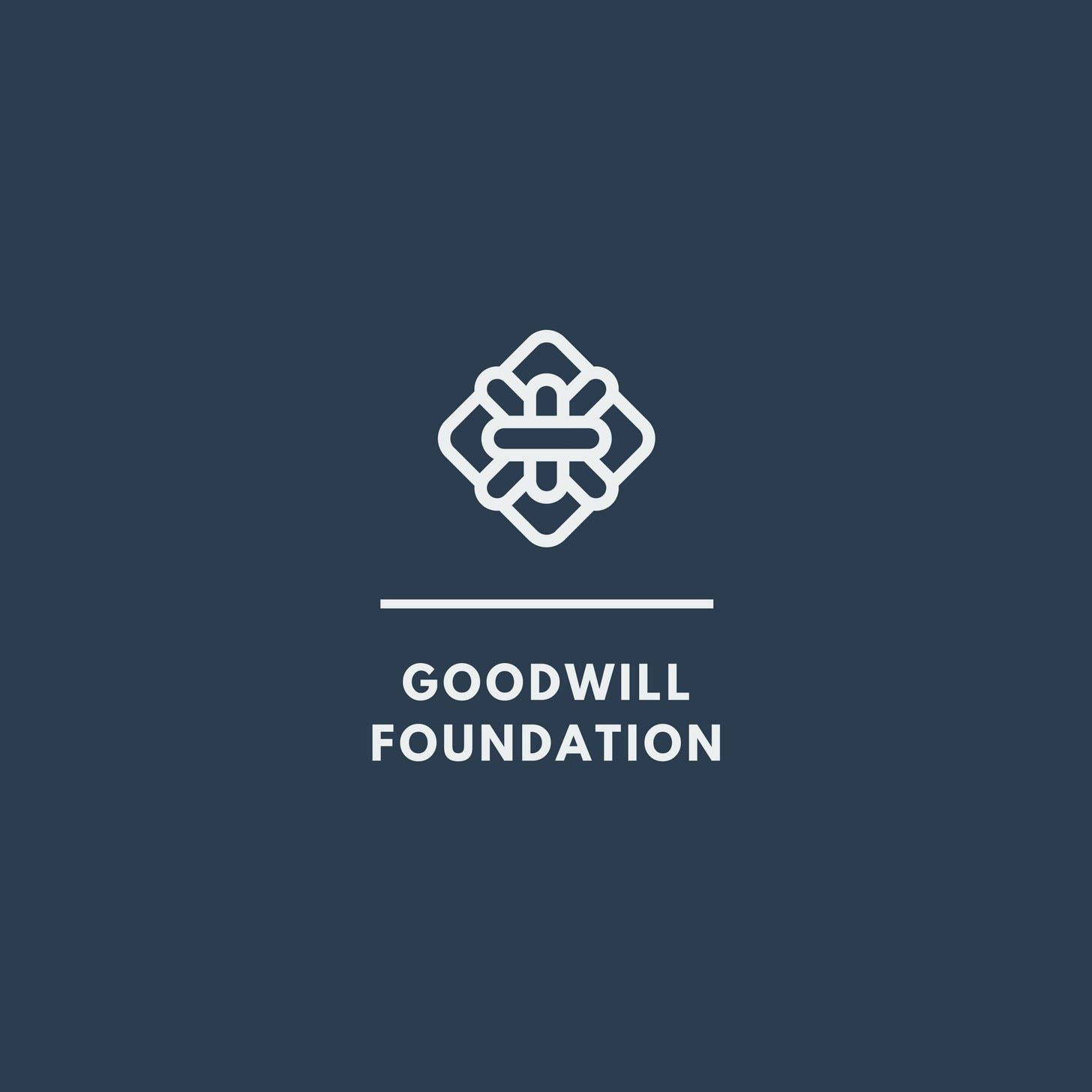 Dark Slate Grey Icon Community Non-Profit Logo