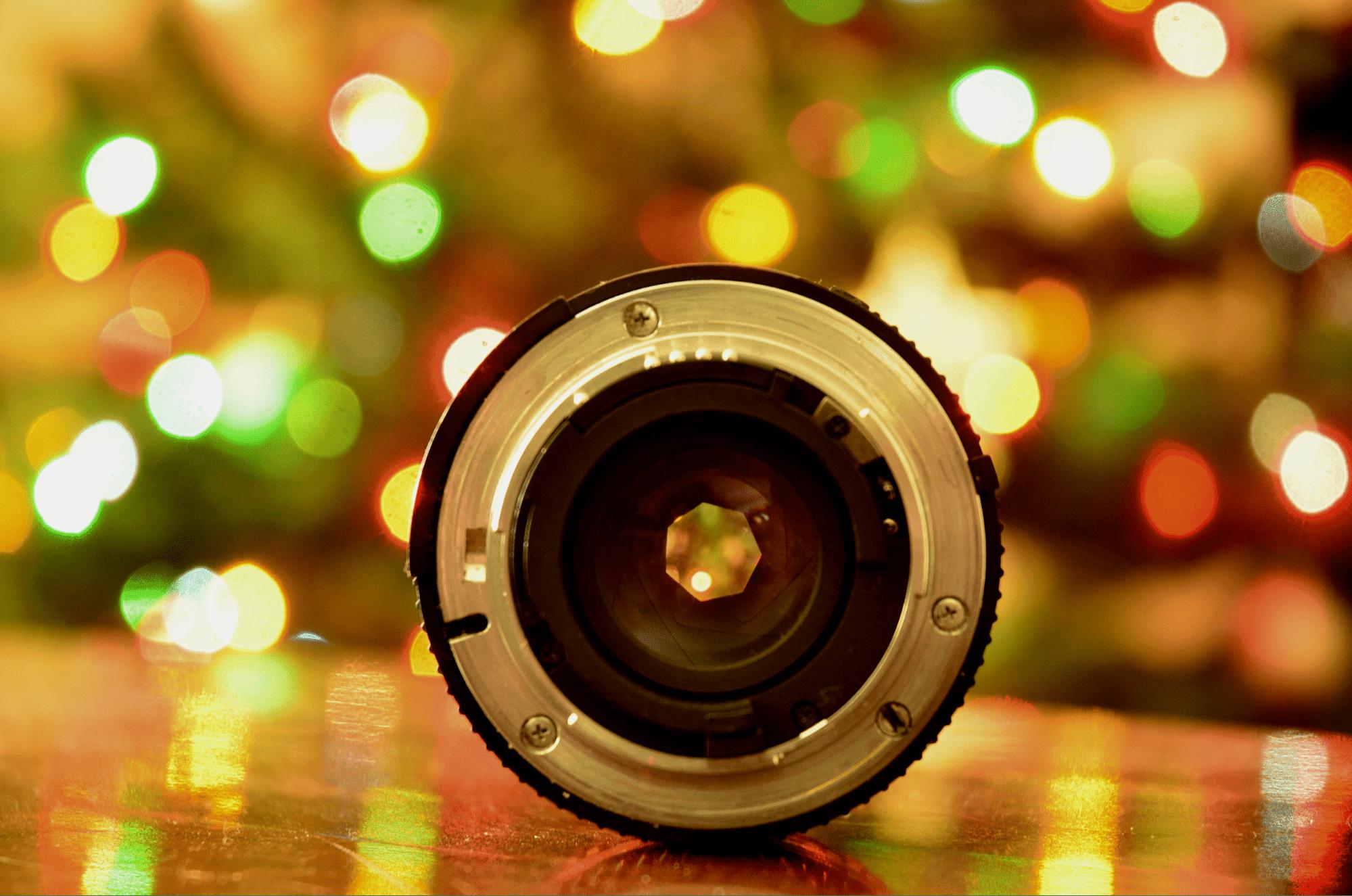 7 Blade Aperture lens
