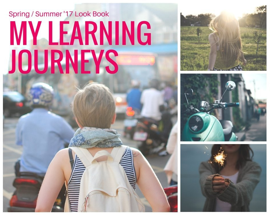 Learning Journeys Collage
