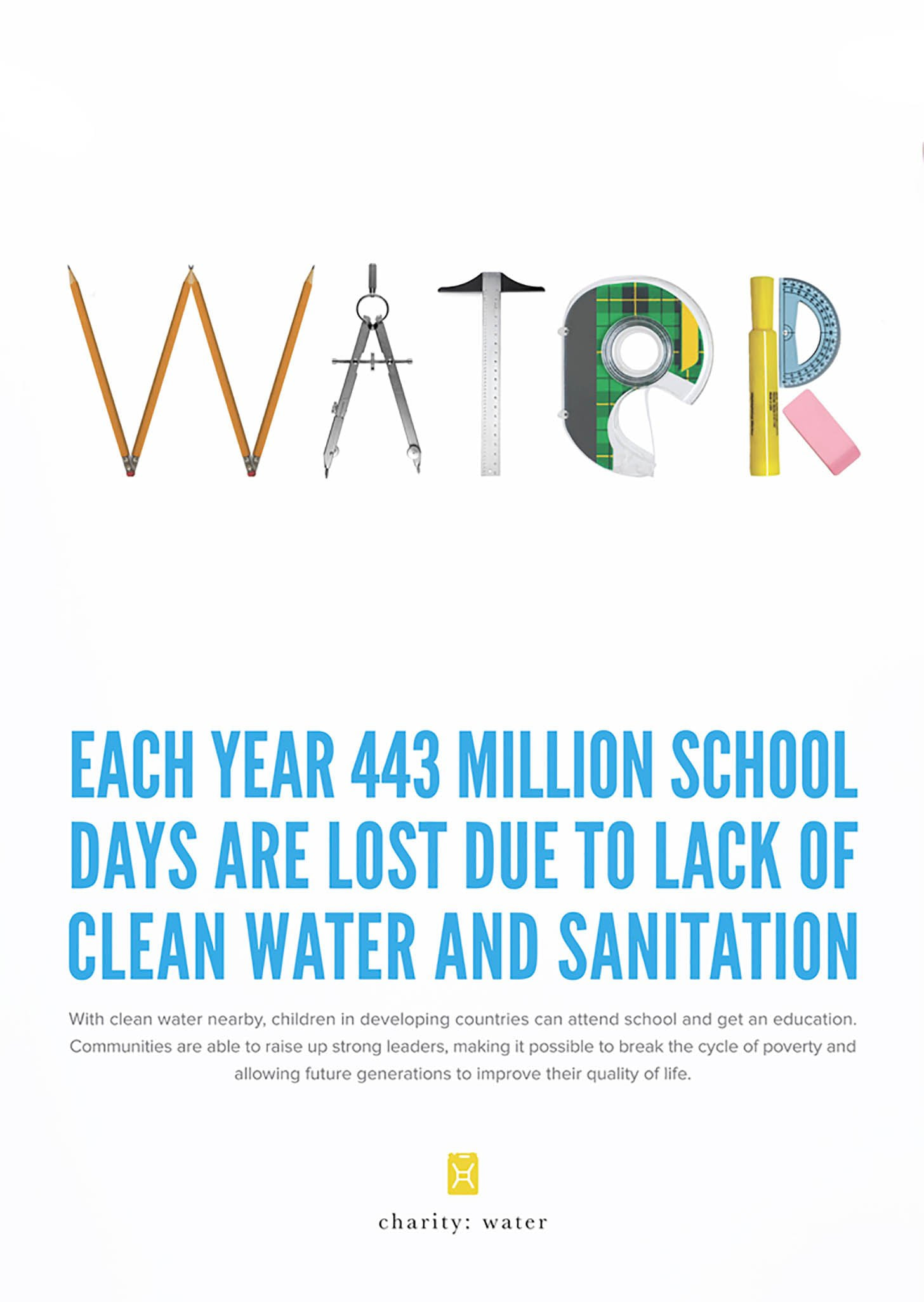 nonprofit-charitywater-water-poster