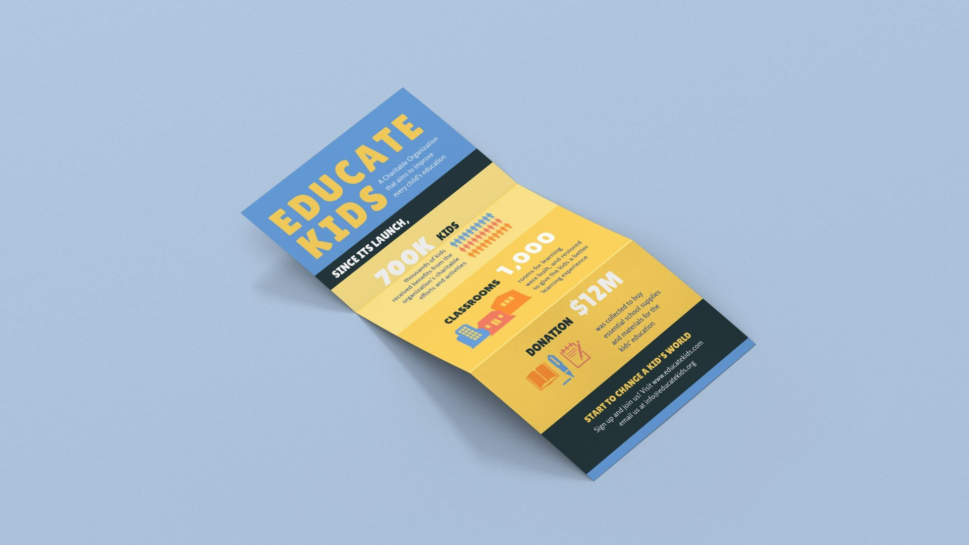 How designers do it - 15 easy steps to design an infographic from scratch featured image