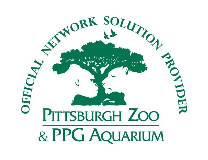 Pittsburgh Zoo and PPG Aquarium logo meaning