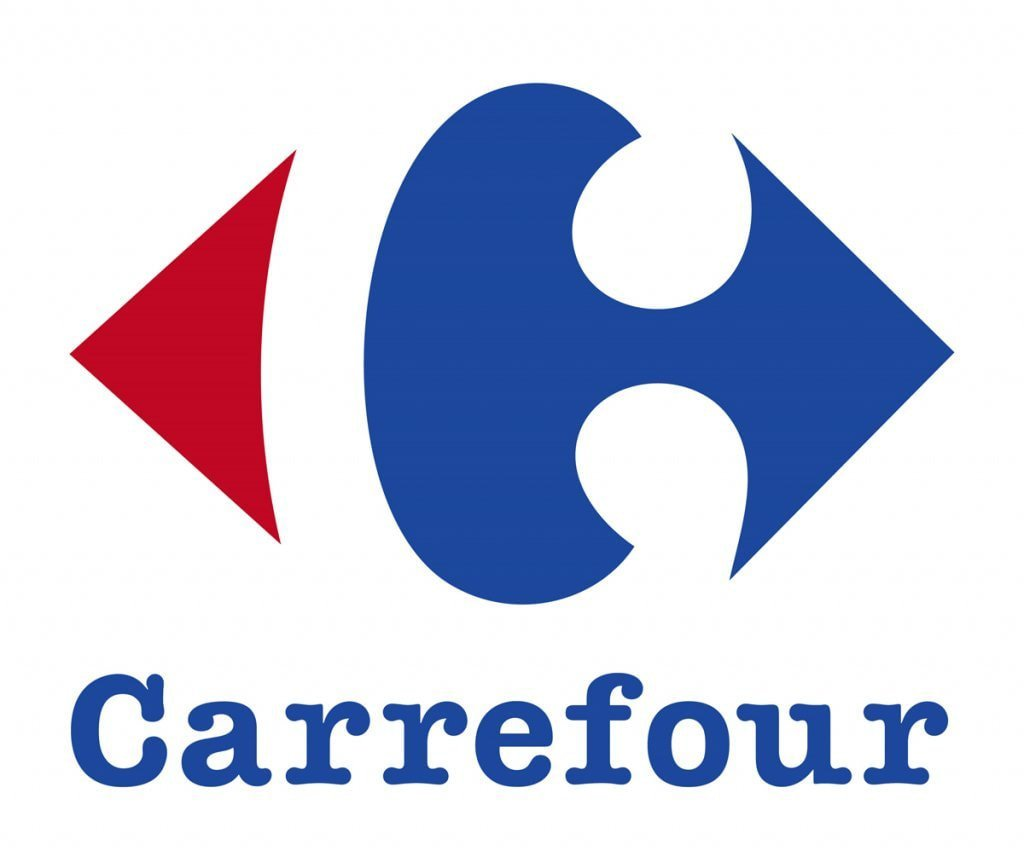 Carrefour logo meaning