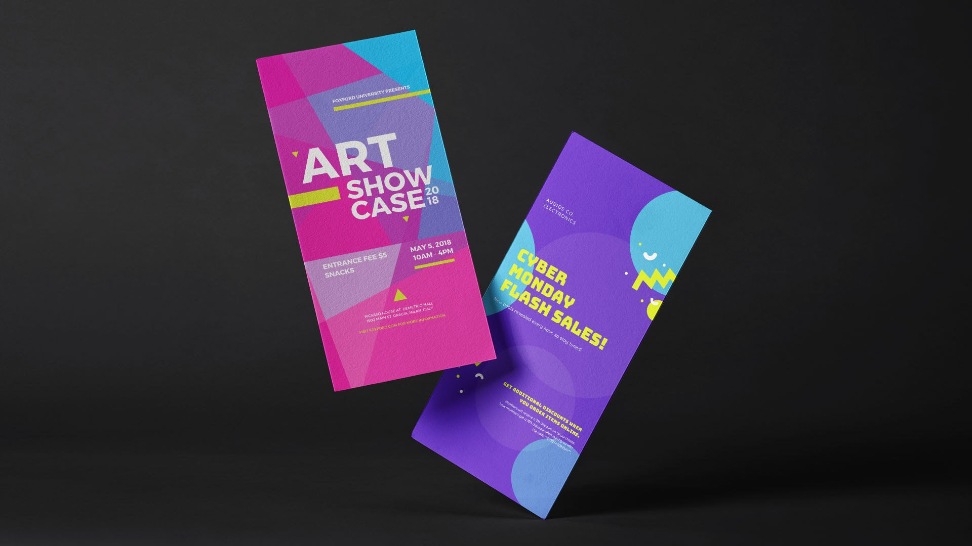 The ultimate guide to flyer design_featured image
