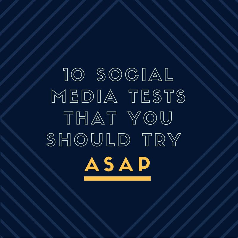 Social Media Test 1