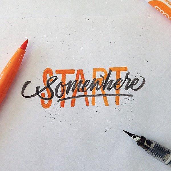 creative-block-start-somewhere